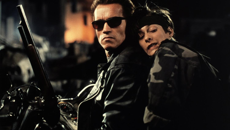 Arnold Schwarzenegger, Edward Furlong