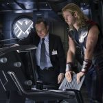 Chris Hemsworth, Clark Gregg