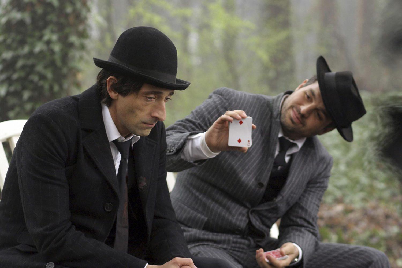 Adrien Brody, Mark Ruffalo