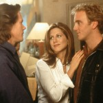 Jennifer Aniston, Jay Mohr, Kevin Bacon