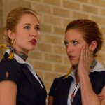 Anna Camp, Brittany Snow