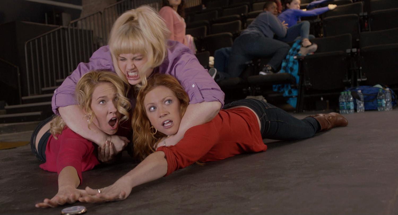 Rebel Wilson, Anna Camp, Brittany Snow