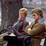 Brad Pitt, Robert Redford
