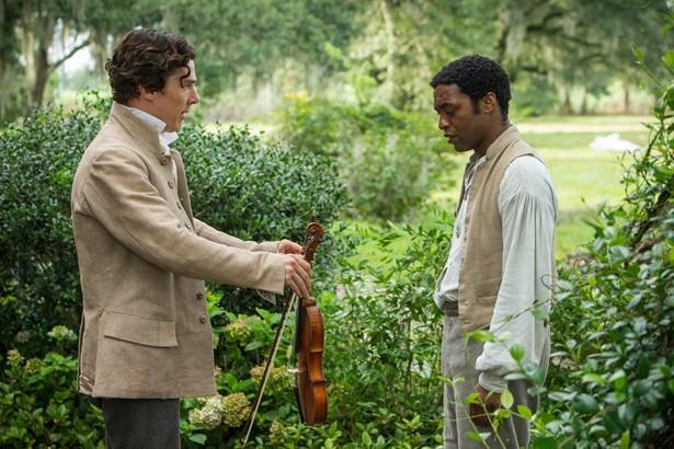 Benedict Cumberbatch,Chiwetel Ejiofor