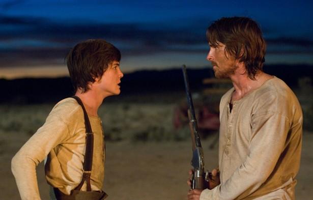 Christian Bale,Logan Lerman