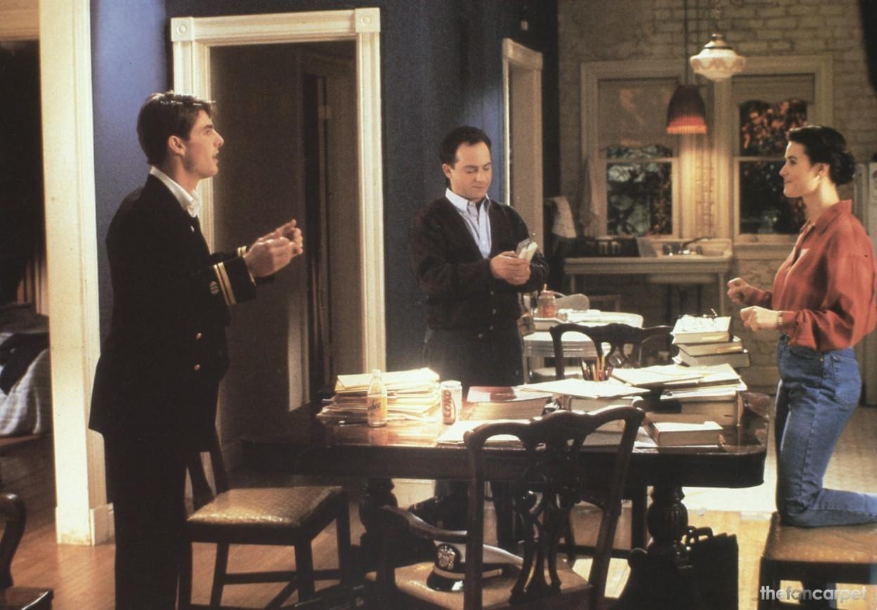 Demi Moore,Kevin Pollak,Tom Cruise