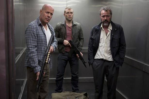 Bruce Willis,Jai Courtney