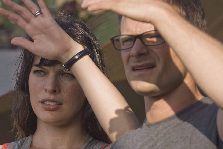 Milla Jovovich,Steve Zahn