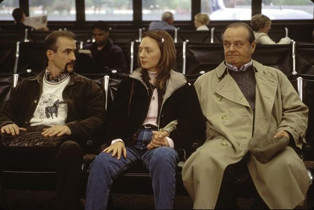 Dermot Mulroney,Hope Davis,Jack Nicholson