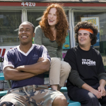 Columbus Short,Justin Long,Maria Thayer