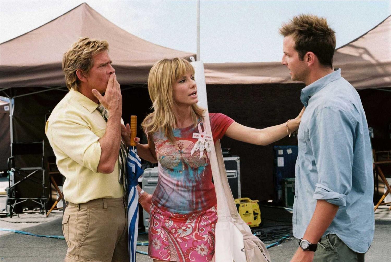 Bradley Cooper,Sandra Bullock,Thomas Haden Church