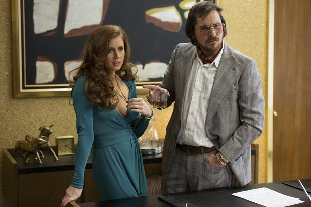 Amy Adams,Christian Bale