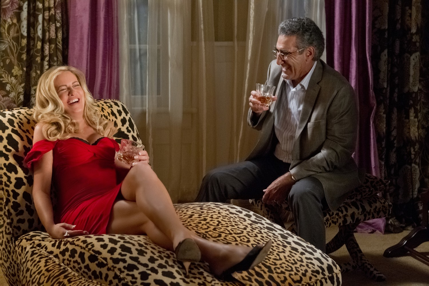 Eugene Levy,Jennifer Coolidge