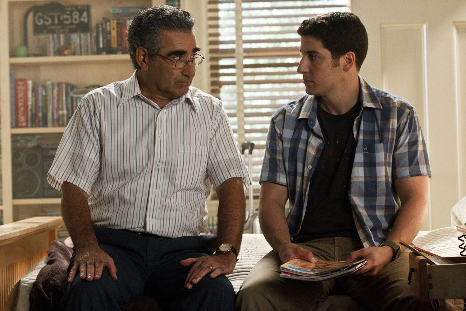 Eugene Levy,Jason Biggs