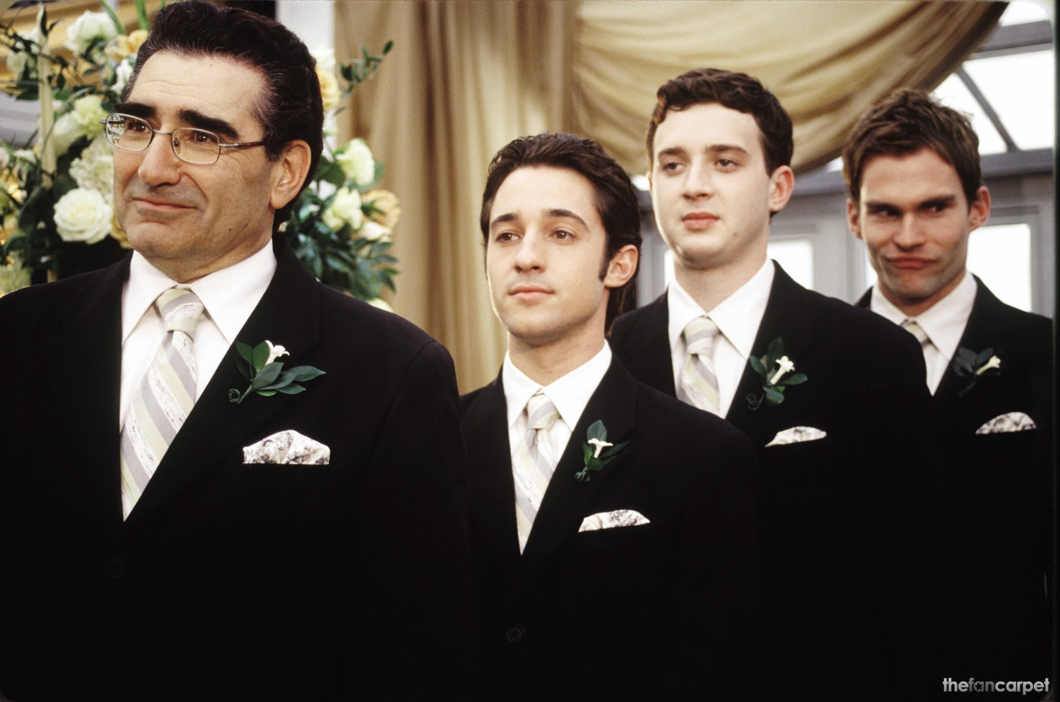 Eddie Kaye Thomas,Eugene Levy,Seann William Scott,Thomas Ian Nicholas