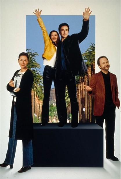 Billy Crystal,Catherine Zeta-Jones,John Cusack,Julia Roberts