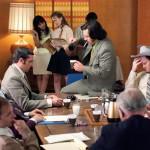 David Koechner,Paul Rudd,Steve Carell,Will Ferrell
