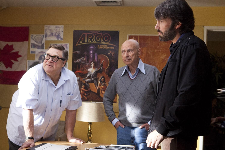 Alan Arkin,Ben Affleck,John Goodman