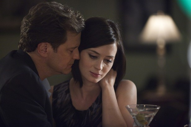 Colin Firth,Emily Blunt