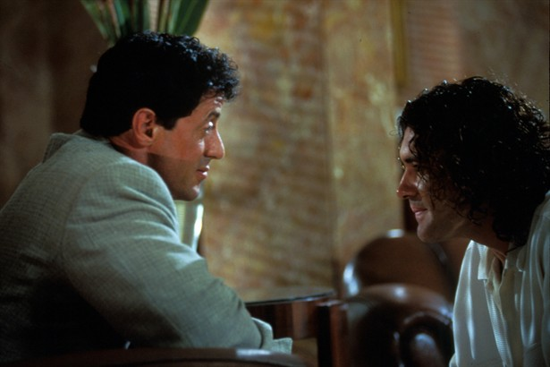 Antonio Banderas,Sylvester Stallone