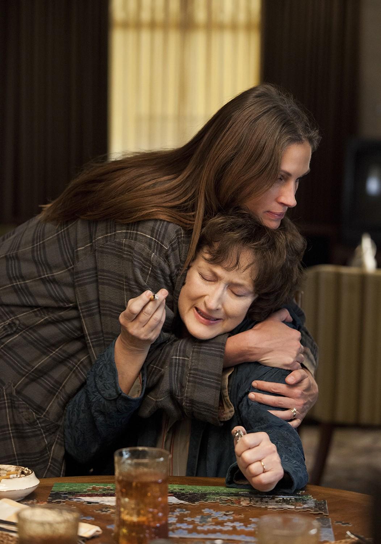 Julia Roberts,Meryl Streep
