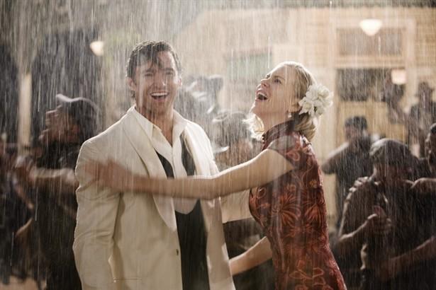 Hugh Jackman,Nicole Kidman