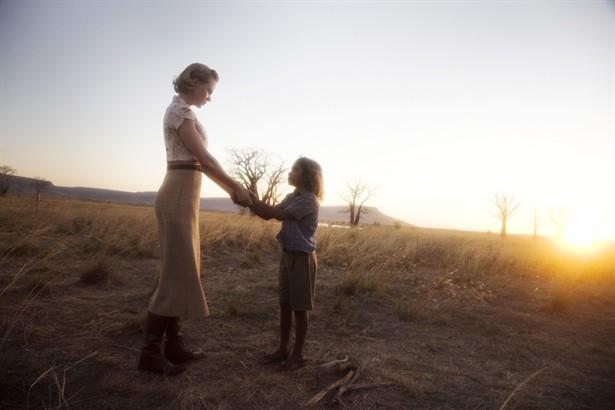 Brandon Walters,Nicole Kidman