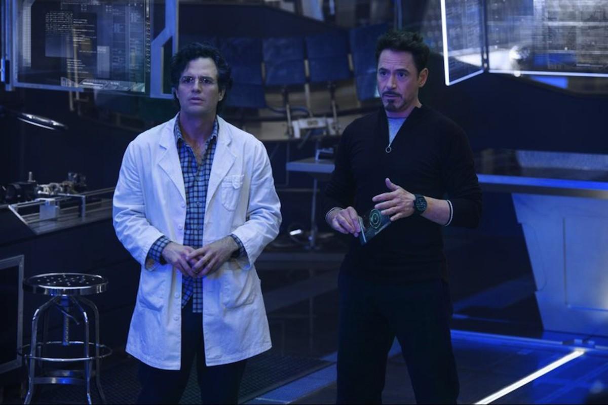 Mark Ruffalo,Robert Downey Jr.