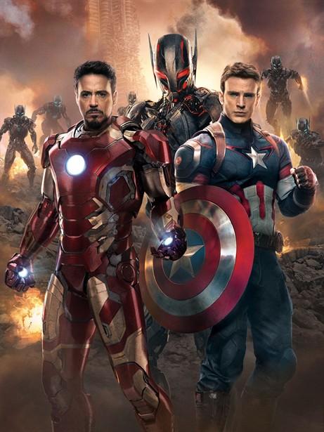 Chris Evans ,James Spader, Robert Downey Jr.