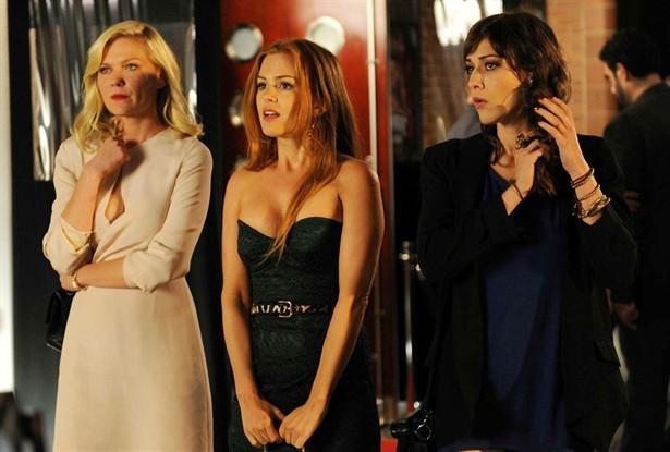 Isla Fisher,Kirsten Dunst,Lizzy Caplan