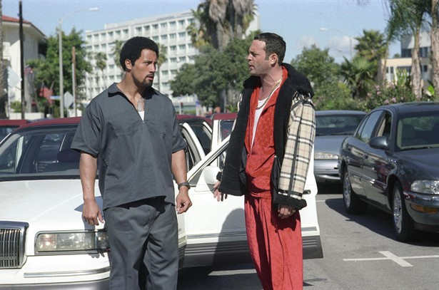 "Dwayne ""The Rock"" Johnson,Vince Vaughn"