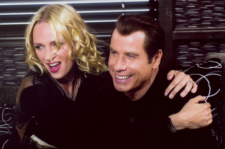 John Travolta,Uma Thurman