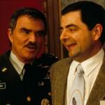 Burt Reynolds,Rowan Atkinson