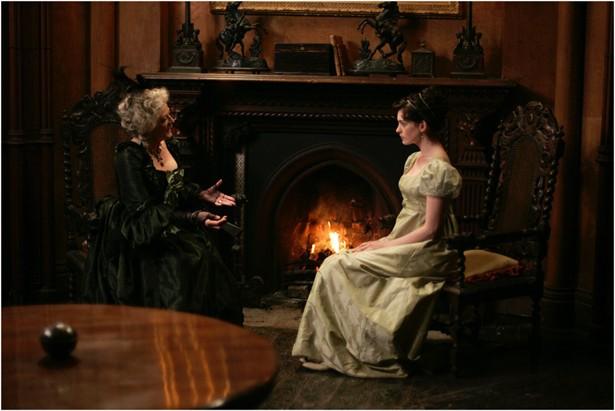 Anne Hathaway,Maggie Smith
