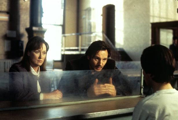 Edward Furlong,Liam Neeson,Meryl Streep