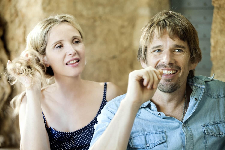 Ethan Hawke,Julie Delpy