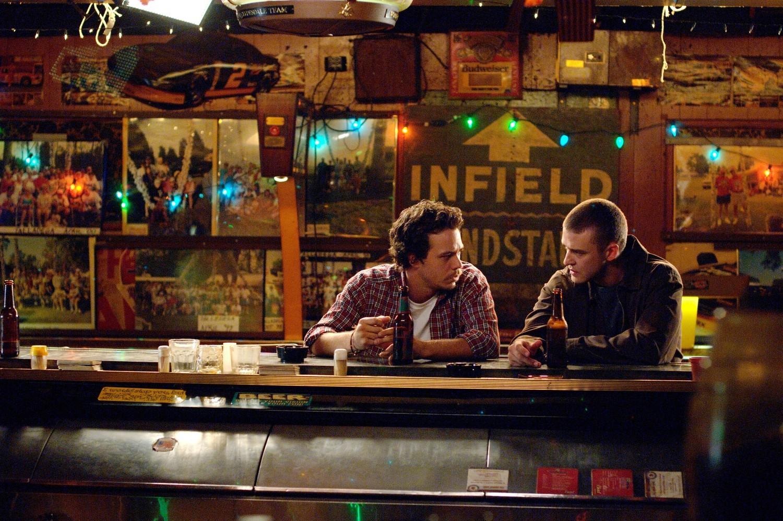 Justin Timberlake,Michael Raymond-James
