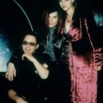 Bijou Phillips,Brooke Shields,Robert Downey Jr.