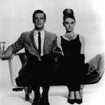 Audrey Hepburn,George Peppard