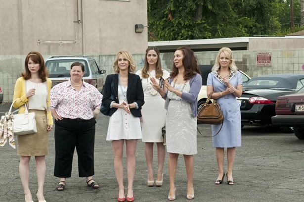 Kristen Wiig,Maya Rudolph,Melissa McCarthy,Rose Byrne
