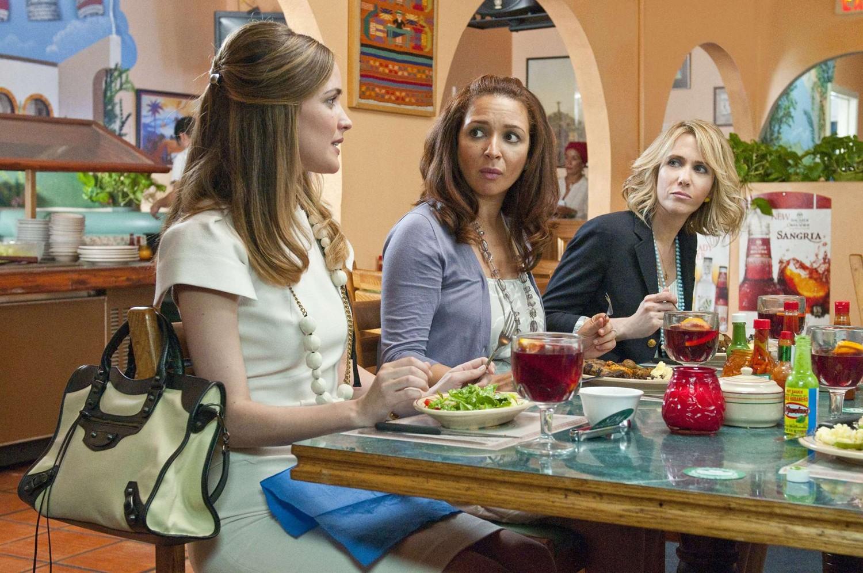 Kristen Wiig,Maya Rudolph,Rose Byrne