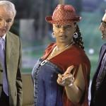 Eugene Levy,Queen Latifah,Steve Martin