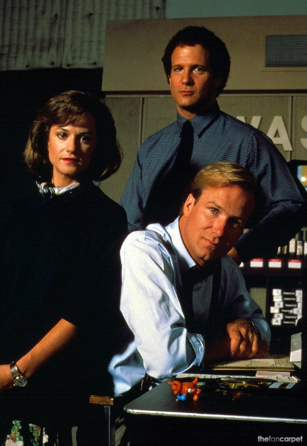 Holly Hunter,William Hurt
