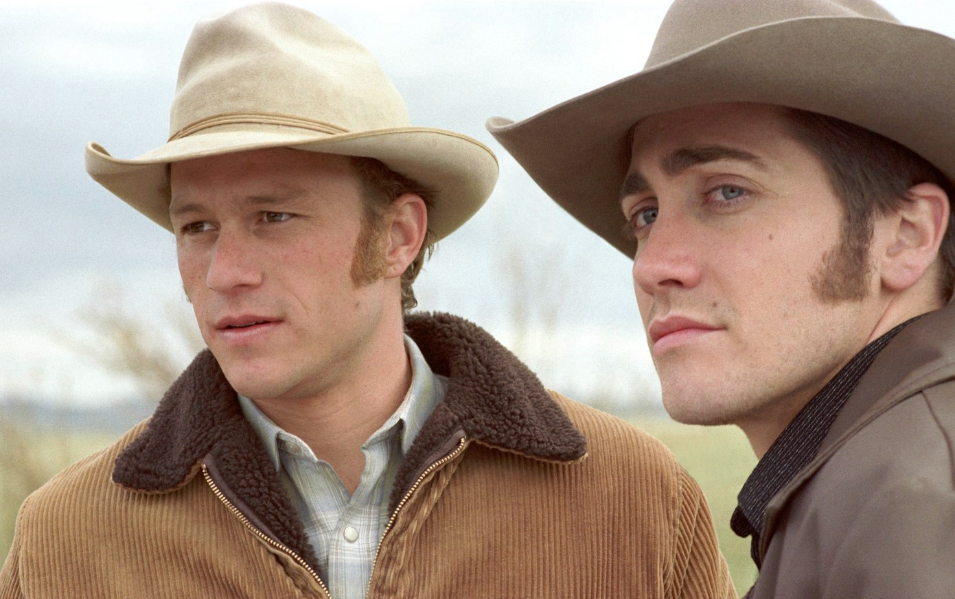 Heath Ledger,Jake Gyllenhaal