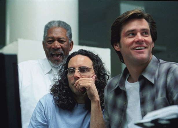 Jim Carrey,Morgan Freeman