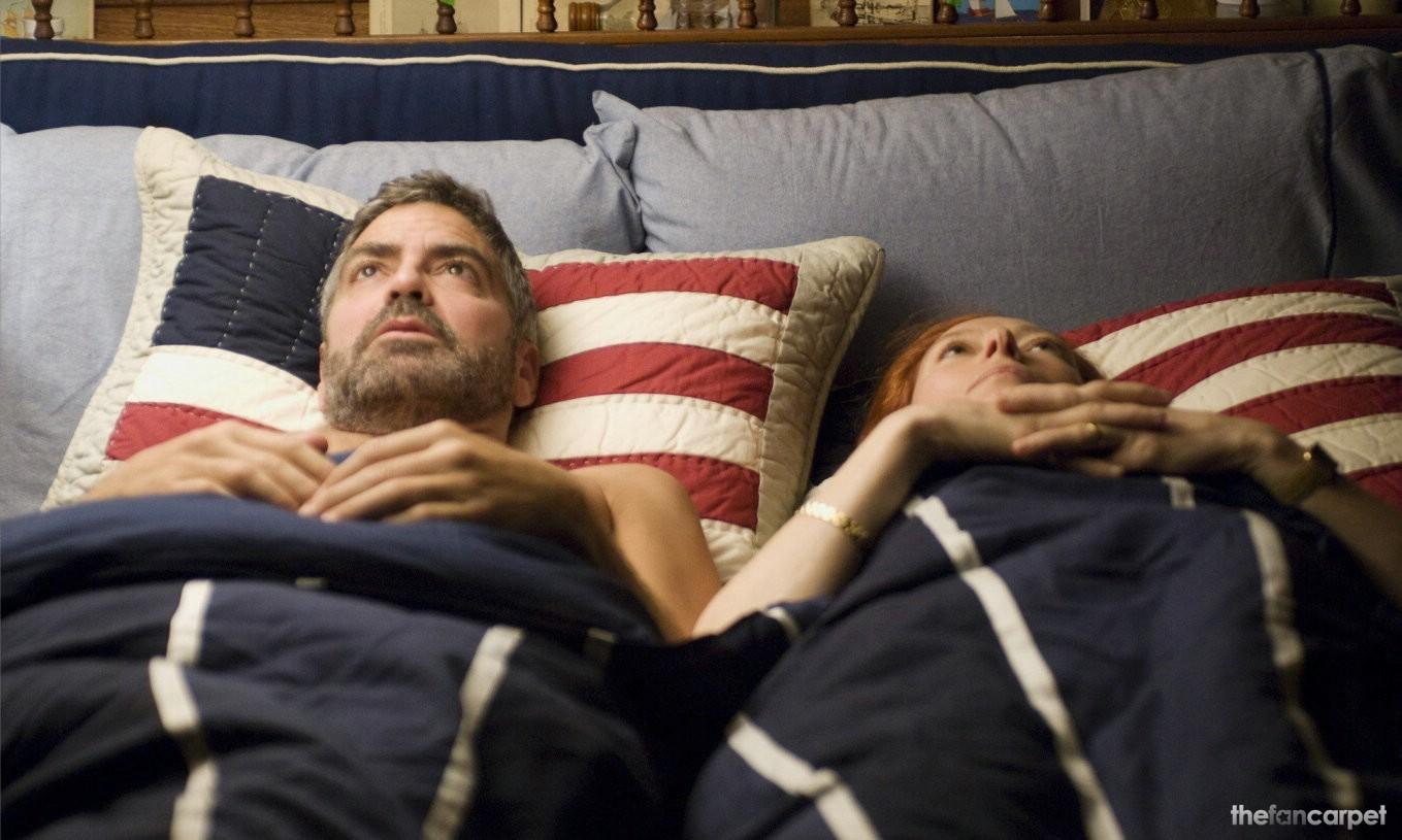 George Clooney,Tilda Swinton