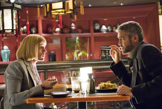 Frances McDormand,George Clooney