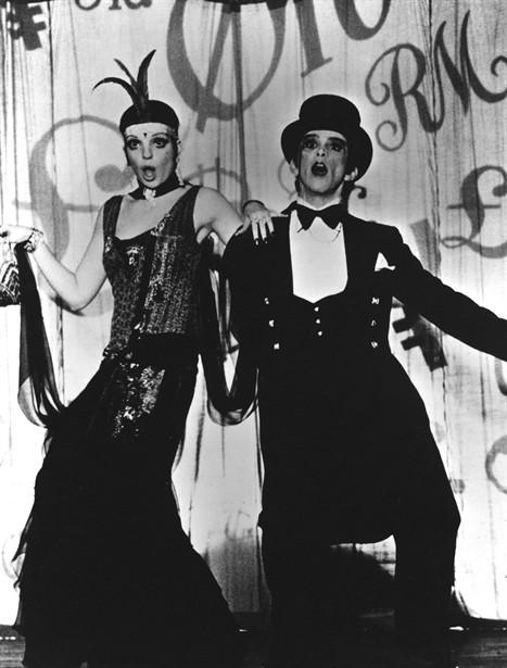 Joel Grey,Liza Minnelli