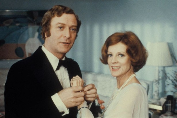 Maggie Smith,Michael Caine