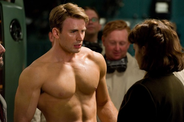 Chris Evans,Hayley Atwell